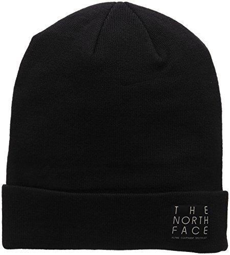 North Face Dock Worker Berretto, Nero/Tnf Black, Taglia Unica