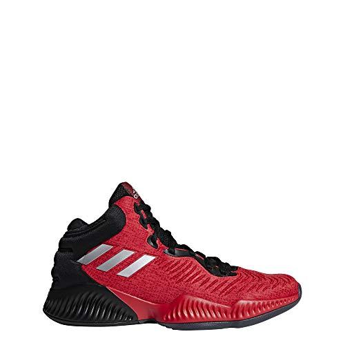 innovative design 2b03f ff883 adidas Mad Bounce 2018, Scarpe da Basket Uomo, Nero CblackSilvmtScarle