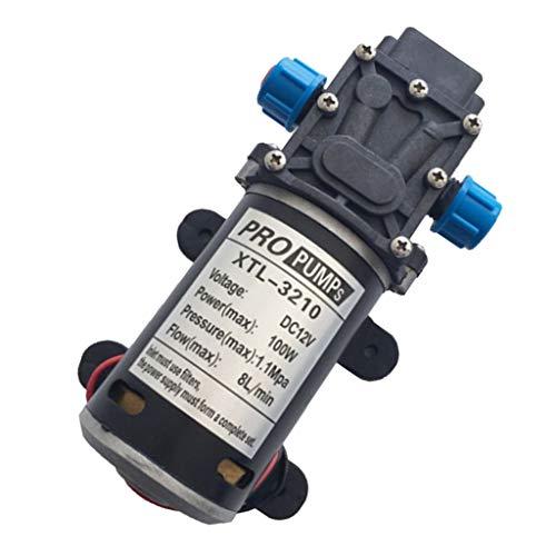F Fityle Druckwasserpumpe für Wohnwagen/Wohnmobil - HA-12
