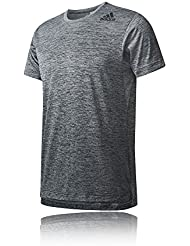 adidas Herren Freelift Grad Shirt, Grau