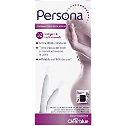 Persona Test Sticks per 4 Cicli Mensili
