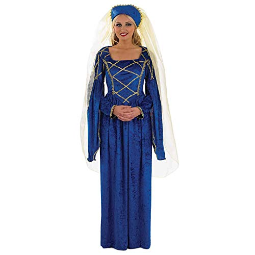 Fun Shack Damen Costume Kostüm Womens Tudor Queen Gown, XXL