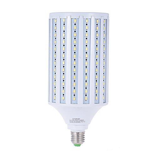 Andoer Photo Studio Fotografia 135W LED Luce della Lampada Lampadina del Cereale 216 Beads 5500K E27