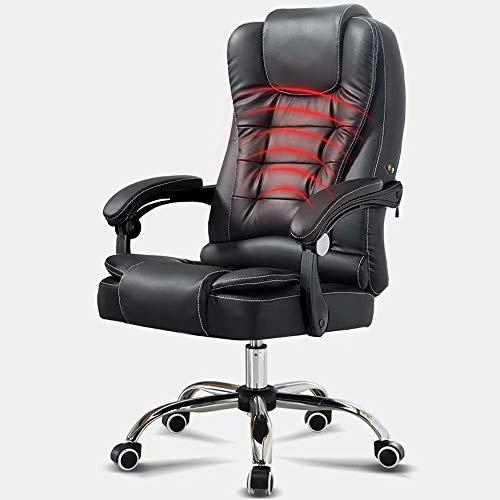 Computer Stuhl Home Office Stuhl Reclining Boss Chair Lift Drehstuhl Massage Fußstütze Siesta Seat - Office Massage Chair