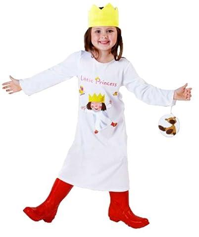 Rapunzel Couronne - Erdbeerloft-petite robe pour fille avec couronne prinzessin-