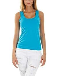 Go Mode - Débardeur avec soutian gorge intégré - Plusieurs couleurs disponible - Femme