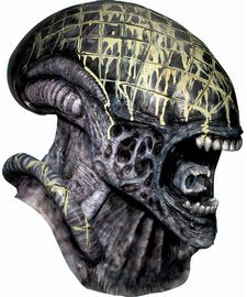 Morris Costumes MASK ALIEN