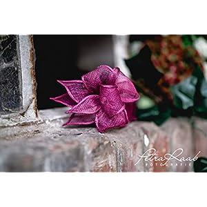 B8 BESTSELLER pink fuchsia Haarreifen Fascinator Headpieces Headband Bridal flowers Rockabilly Style Oktoberfest Fasching Karneval