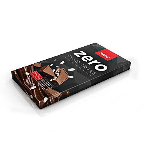 Prozis Zero Choco Crispies 150G - Fit-Freundlicher Snack Mit Hohem Proteingehalt - Perfekt Zur Gewichtskontrolle - 24 Portionen (150g Leben Neues)