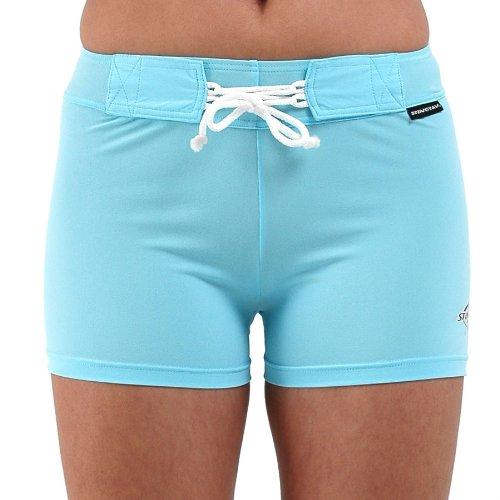 Stingray Damen UV Hose Shorts Aqua