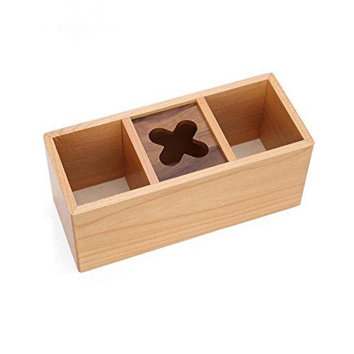 Schmuck-storage-staub-abdeckung (XIAOLI& Desktop-Aufbewahrungsbox Schmuck Aus Holz Aufbewahrungsbox Aus Holz Aufbewahrungsbox Kosmetik Haushaltsgegenstände)