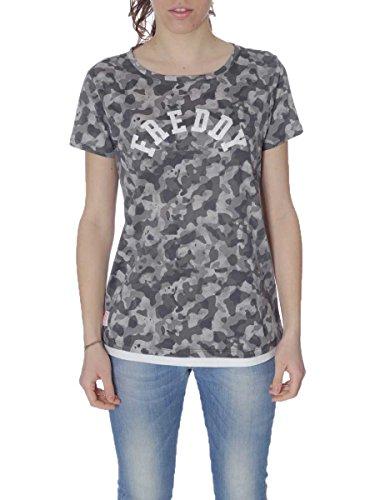 FREDDY - T-shirt - Femme taille unique GGWW