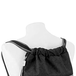 413pR5l7rWL. SS300  - Mochila Kaos New Colores en color antracita-negro