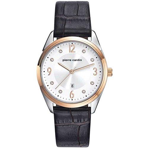 Pierre Cardin Women's Watch Bourse Leather Band Watch PC107862°F03