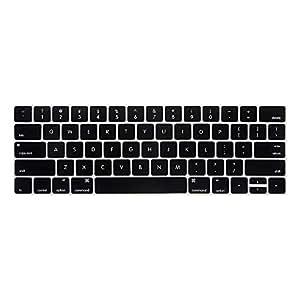 Transparent Saco Chiclet Keyboard Skin for Mac Book Pro Retina 13