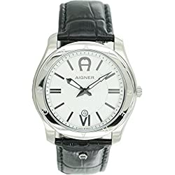 Aigner Men Watch Lazio black A42116