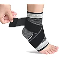 Plantarfasziitis Socke mit Fußgewölbe, lindert Schwellungen, Achilles Tendon & Ankle Brace Sleeve mit Kompression... preisvergleich bei billige-tabletten.eu