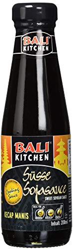 Bali Kitchen Sojasauce, süß, 6er Pack (6 x 200 g)