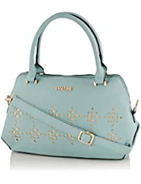 Daphne Women's Handbag (Aqua Blue)
