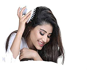 JSB HF135 Scalp Head Massager Machine for Deep Muscle Relaxation & Stress Relief (Waterproof)