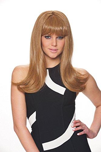 - Blonde Mod Perücke