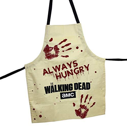 Close Up The Walking Dead - Delantal Unisex
