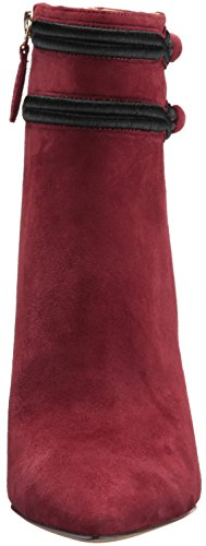 Nine West Damen Teresa Stiefel Rot (Oxblood)