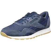 2d33aa0ab59 Amazon.es  zapatillas reebok classic - Azul