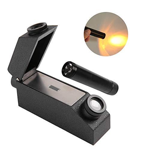 Gem Refraktometer, 1.30 1.81 Professionelles Gemstone Identification Gem Refraktometer