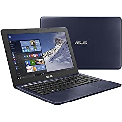 Asus E202SA-FD111D 11.6-inch Laptop (Celeron N3060/2GB/500GB/DOS/Integrated Graphics), Black