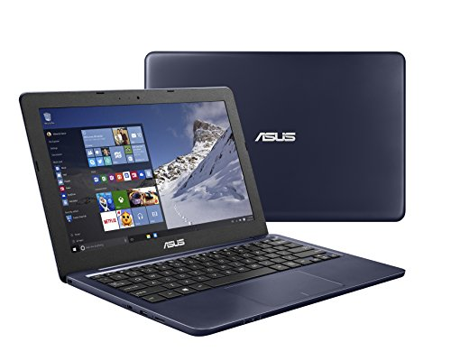 Asus E202SA-FD111D 11.6-inch Laptop (Celeron N3060/2GB/500GB/DOS/Integrated Graphics), Black image
