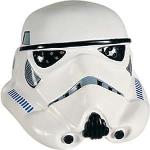 Rubie's Produit officiel Star Wars Storm Trooper, Masque pour adulte–Taille Unique