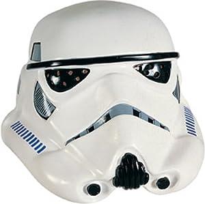 Star Wars Stormtrooper Mask - ADULT ONE SIZE (máscara/careta)