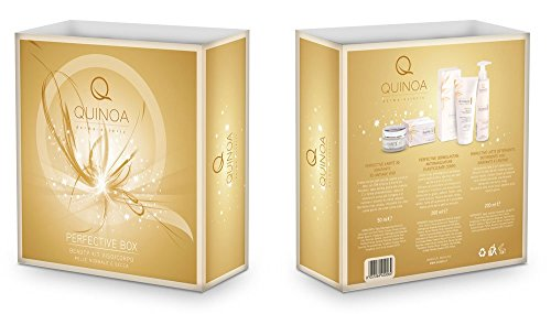Quinoa Perfective Box - Beauty Kit Viso/Corpo