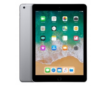 "Apple iPad, 9,7"" mit Wifi, 32 GB, 2018, Space Grau"