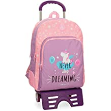 Roll Road Unicorn 44226N2 Mochila Escolar, 44 cm, 19.6 litros