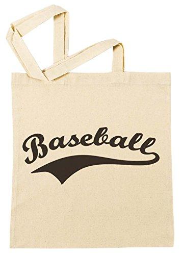 Erido Baseball Einkaufstasche Wiederverwendbar Strand Baumwoll Shopping Bag Beach Reusable (Baseball-kunst-drucke)