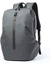 08f9bb5f930 C-Xka Double Shoulder Backpack Fashion Trend Casual Backpack Male Youth  Large Capacity Travel…