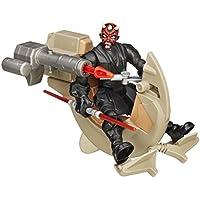Star Wars - Playset Sith Speeder y Darth Maul (B3832)