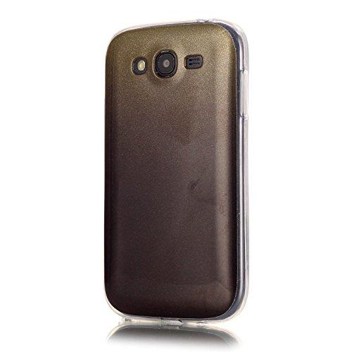 BONROY ® TPU Schutzhülle für Samsung Galaxy Grand Neo GT-i9060/Plus GT-i9060i case Wallet Schale Tasche Silikon Back Cover Etui Skin Shell Handyhülle Intarsien Weich - Say you love me