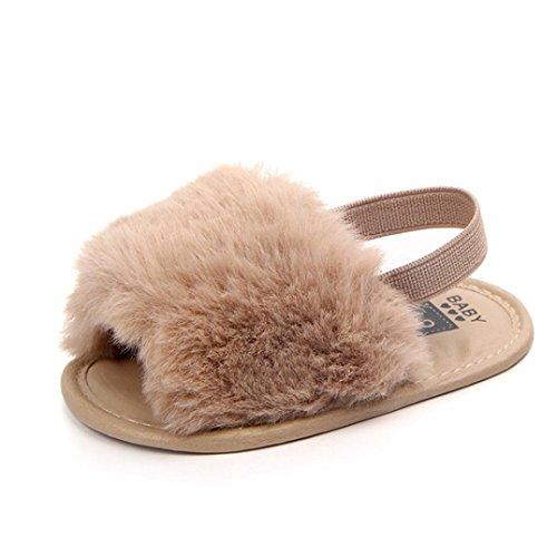 4caab05a52be Elecenty Scarpe per bambini Pattini Molli della Scarpa dei Sandali Molli  Molli Solidi della Lettera del