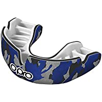 OPRO Power-Fit Adult Mouthguard - Gum Shield for Rugby, Hockey, MMA, and Other Contact Sports