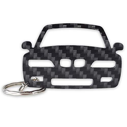 Preisvergleich Produktbild ACF BMW Schlüssel-Anhänger / echtes Carbon / Geschenk-Idee / Tuning / BMW Z3