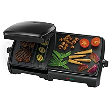 Electric Plancha Griddle Electric Hotplate Grill Amazon
