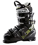 Head Chaussures de ski Next Edge 80 Hit Fit Chaussures de ski homme Noir/Jaune Noir/orange 27.5
