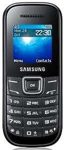 Samsung E1200 Téléphone portable Bibande/GSM Noir