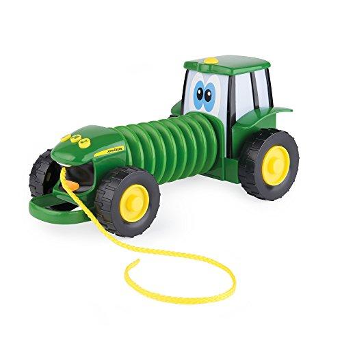 TOMY Johnny Nachziehtier Tag Traktor