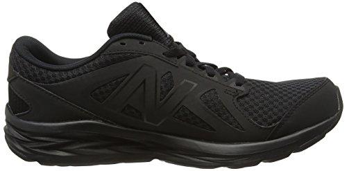 New Balance M490ck4-490, Chaussures de Running Entrainement Homme Noir (Black/Black 911)