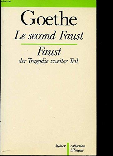 Le second Faust