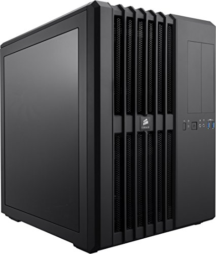 Corsair Carbide Air 540 - Caja de PC (Cube ATX, ventana lateral) negro